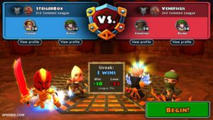 Dungeon Quest MOD APK 3.1.2.1 Download Unlimited Gold For Android 2