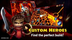 Dungeon Quest MOD APK 3.1.2.1 Download Unlimited Gold For Android 3