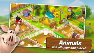 Hay Day MOD APK latest version 2021 Download (Unlimited Coins/Gems) 1