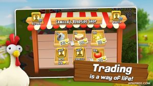 Hay Day MOD APK latest version 2021 Download (Unlimited Coins/Gems) 2