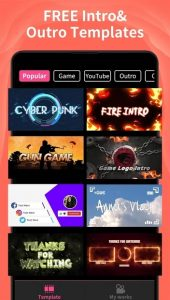 Intro Maker MOD APK v4.2.2 (Without Watermark) 3