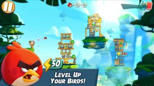 Angry Birds 2 Mod Apk 2.46.0 (Unlimited Gems And Black Pearls) 4