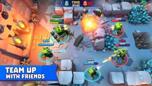 Tanks A Lot Mod Apk 2.96 Download (Unlimited Ammo) Free for Android 2